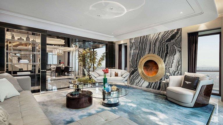 客厅装修设计地砖怎么选择,客厅装修地砖有哪些种类?