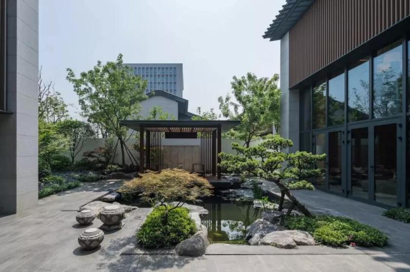 贵阳别墅花园装修篇——贵阳别墅庭院设计的基本原理