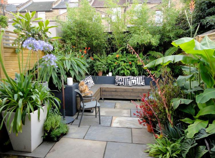 贵阳别墅花园装修篇——关于设计贵阳别墅花园的五个方案