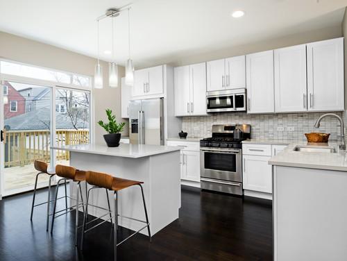 贵阳别墅装修篇——关于贵阳别墅装修设计之厨房方位的选择