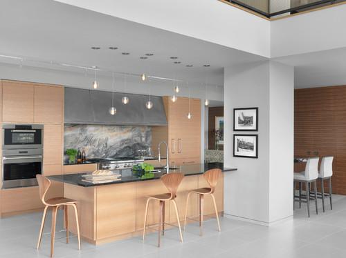 贵阳别墅装修篇——关于贵阳别墅装修设计的六种厨房台面颜色