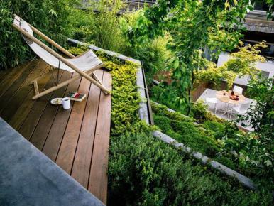 贵阳别墅装修篇——贵阳别墅装修设计之屋顶花园的注意事项