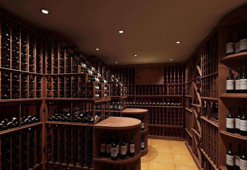 贵阳地下室酒窖装修