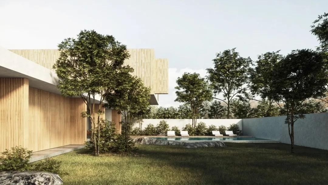 贵阳别墅花园设计