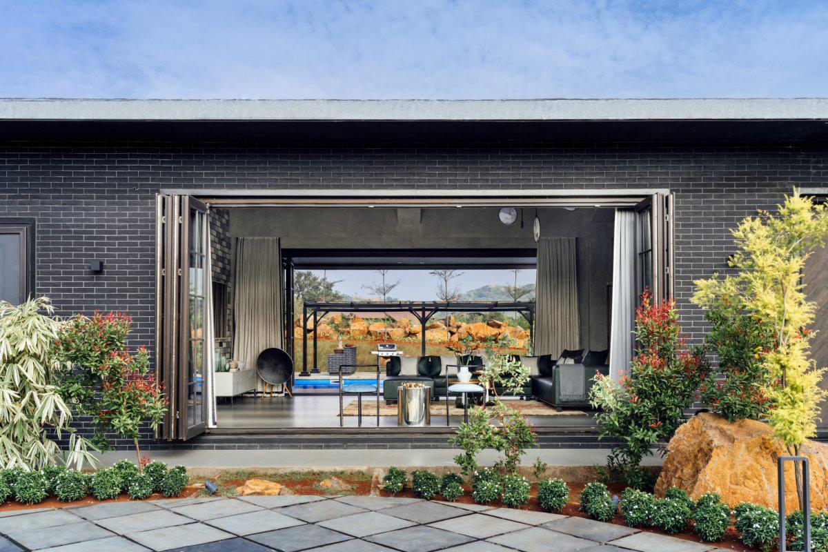 贵阳别墅庭院设计