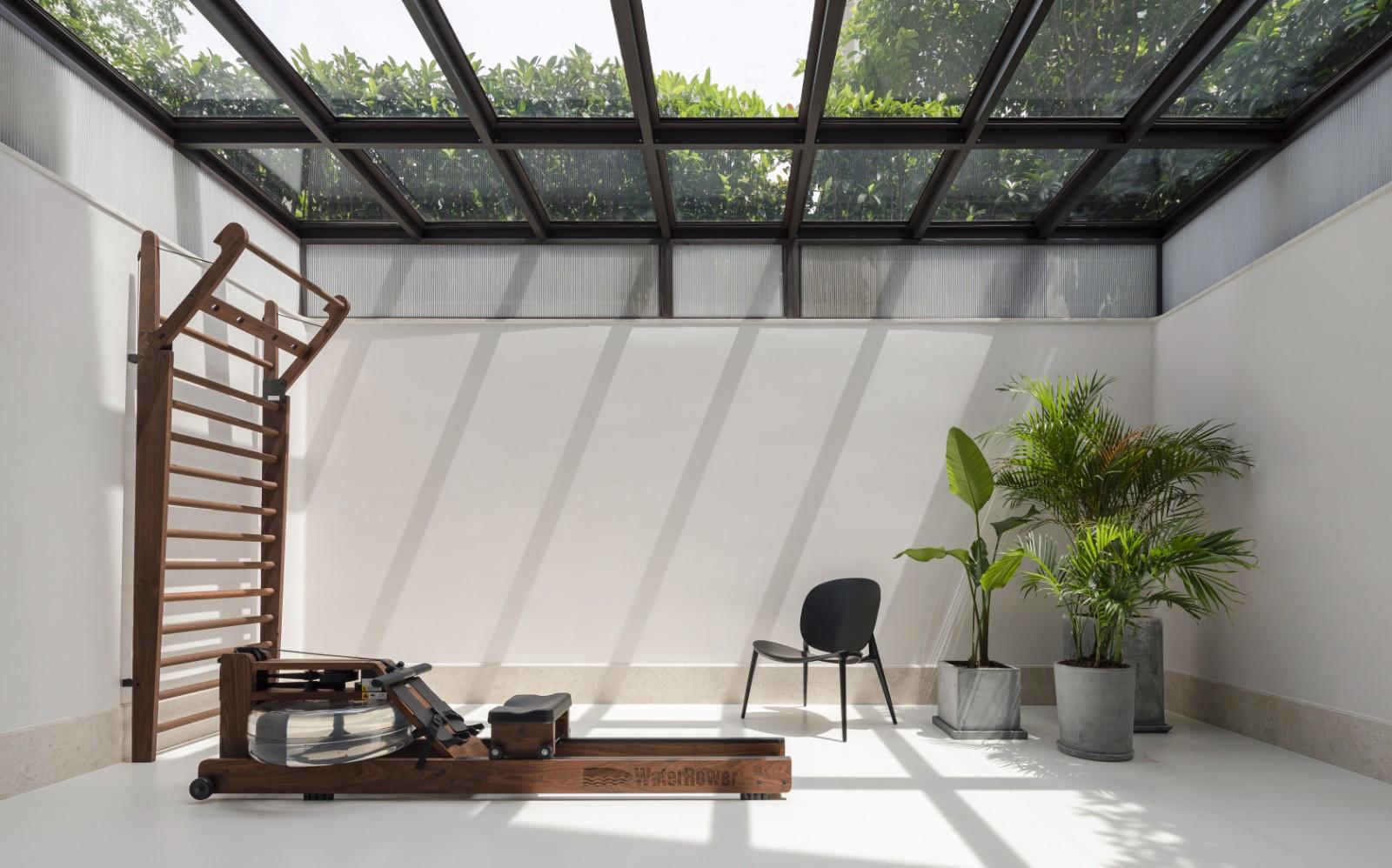贵阳别墅阳台设计