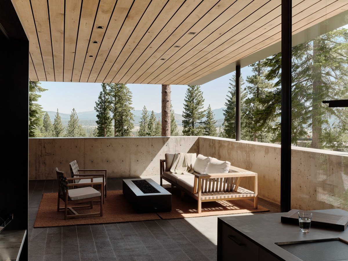别墅阳台装修设计