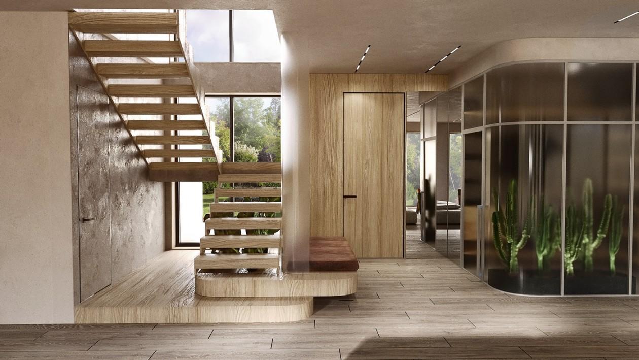 贵阳别墅楼梯设计