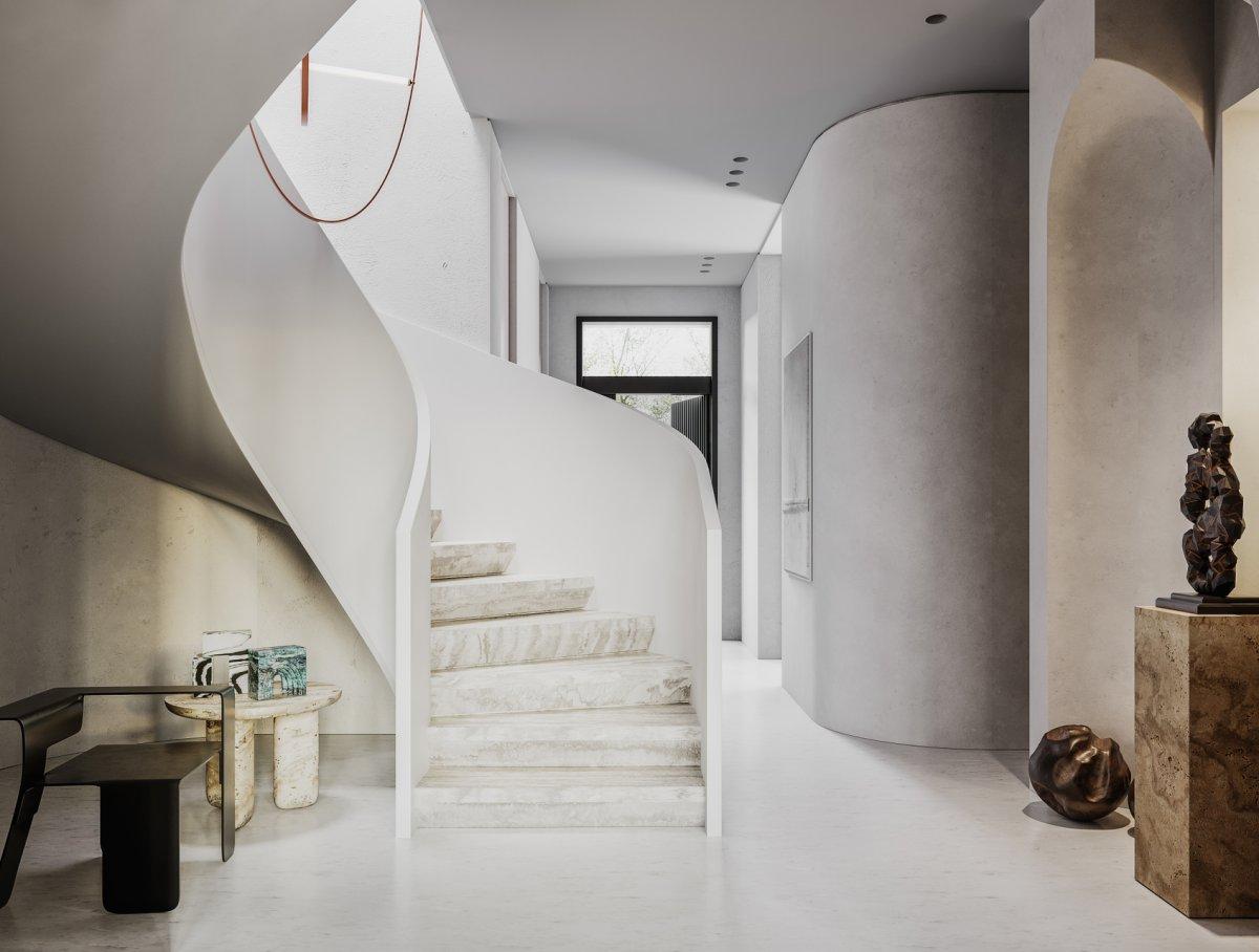 贵阳室内楼梯设计