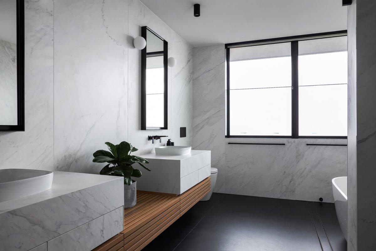 贵阳别墅卫生间设计