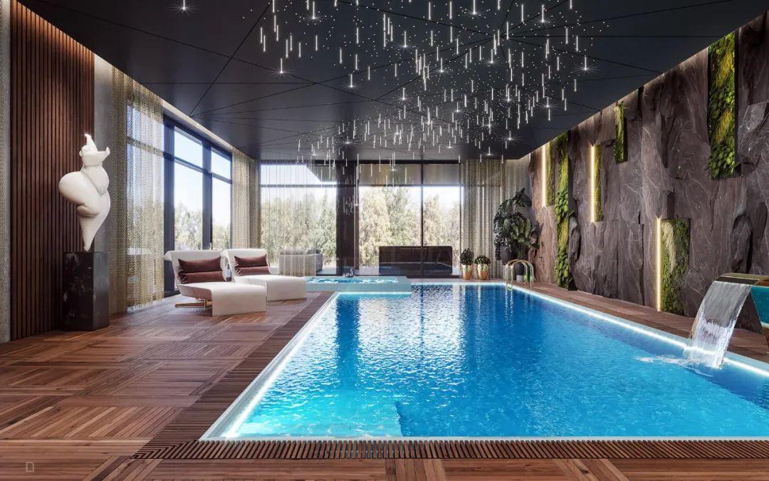 贵阳别墅泳池设计