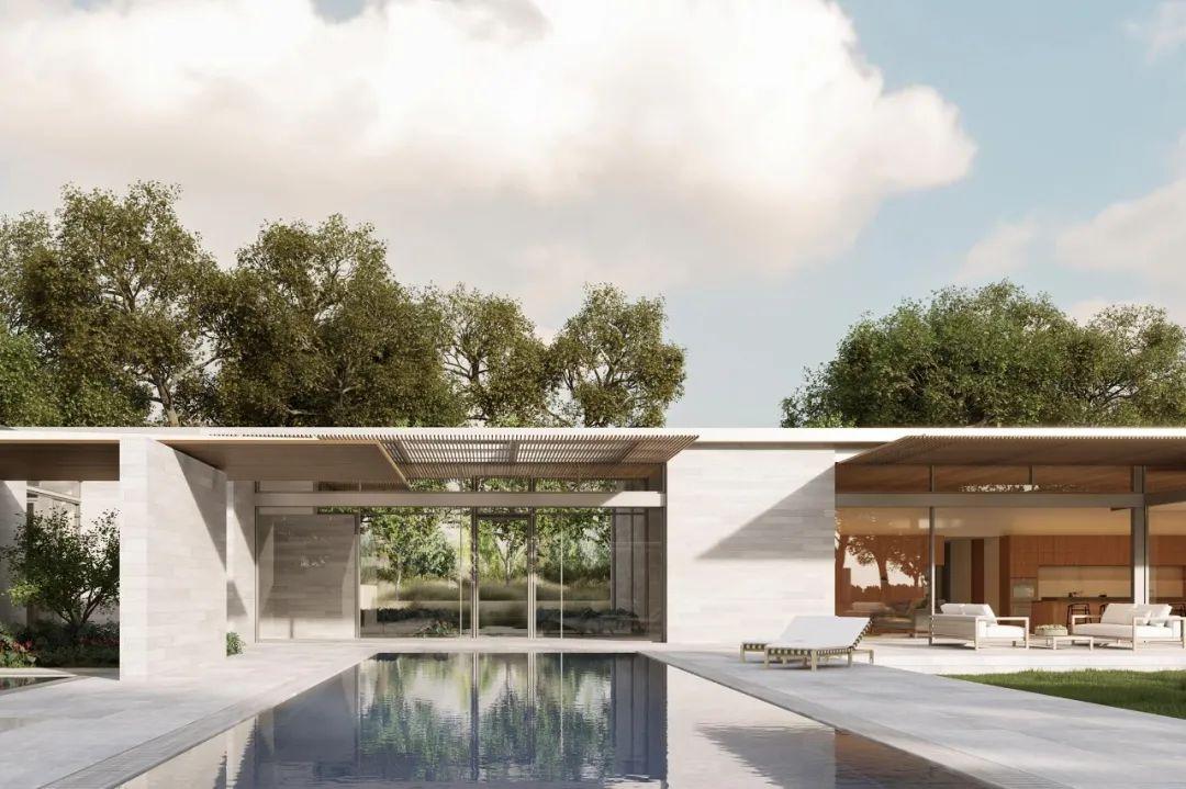 别墅私人泳池设计
