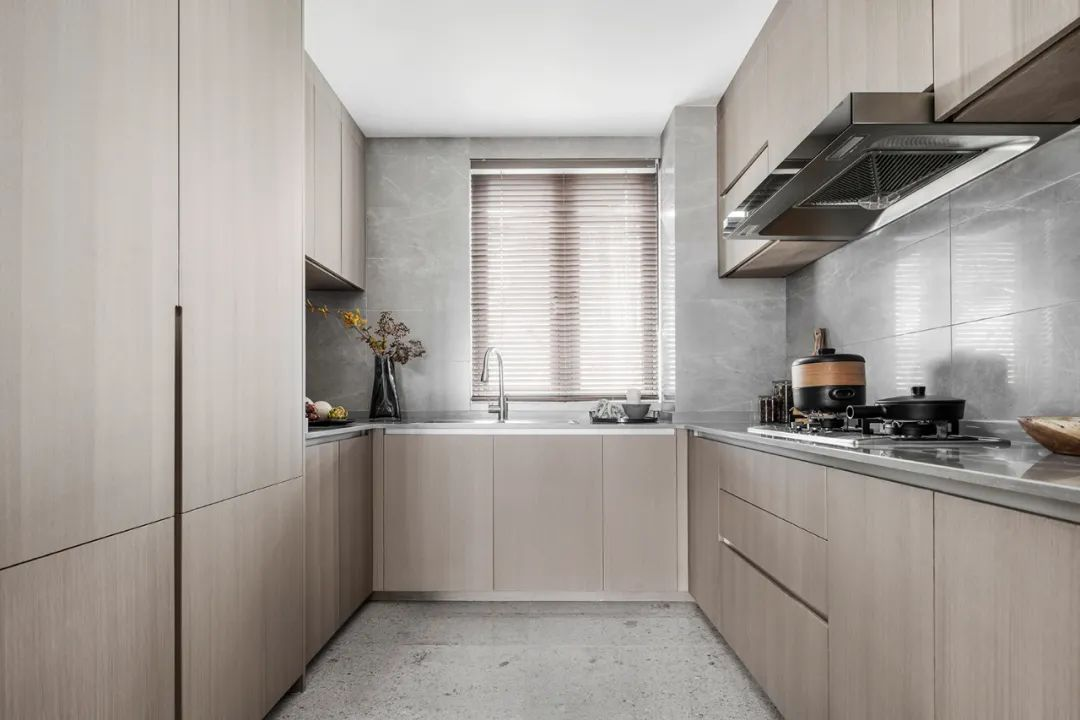 贵阳别墅厨房装修