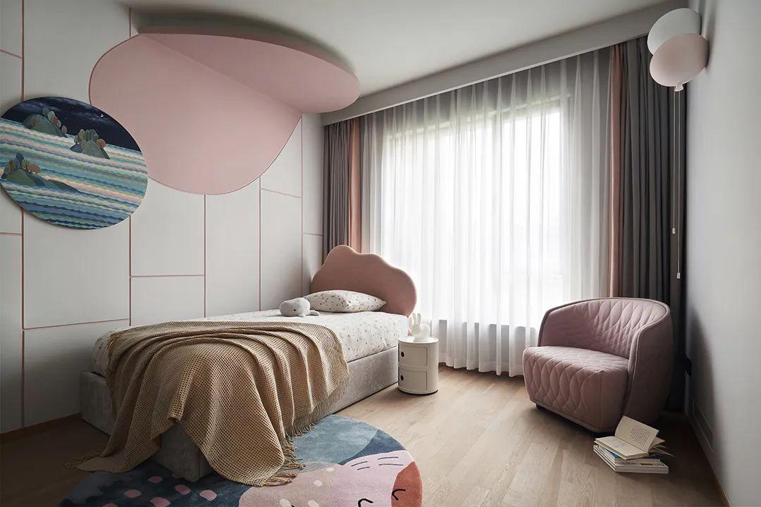 贵阳别墅儿童房设计