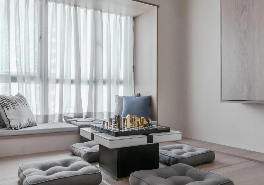 贵阳别墅家庭活动室设计