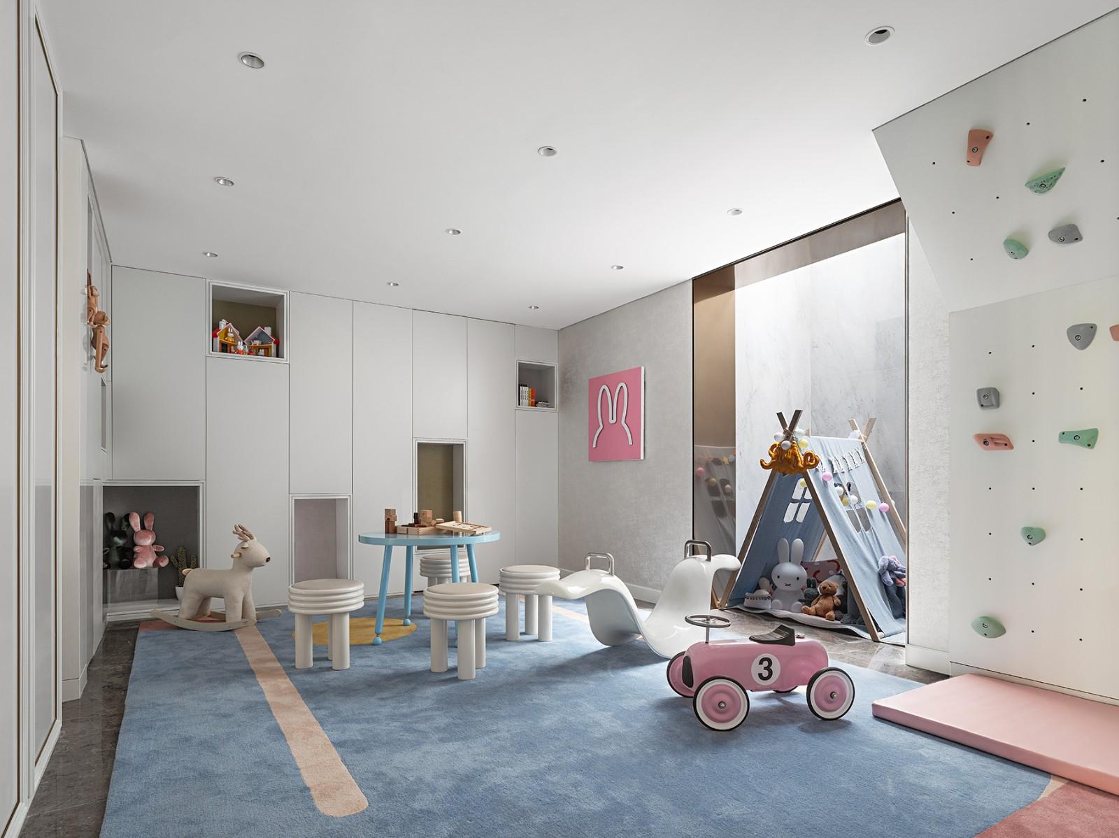 别墅多功能空间设计
