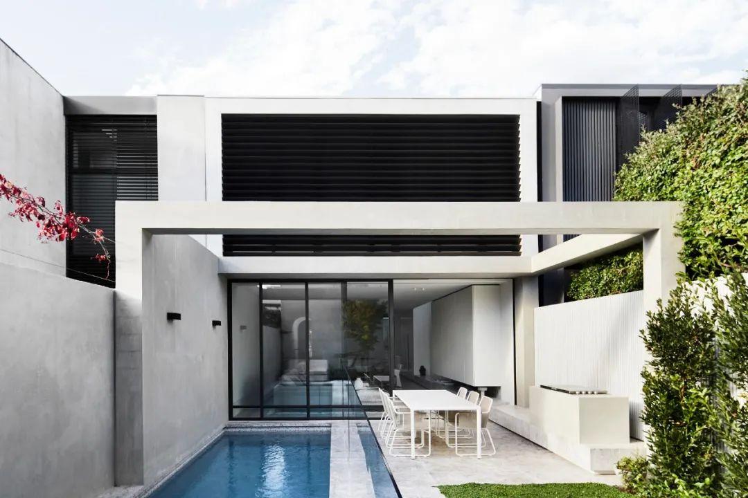 房屋泳池装修设计