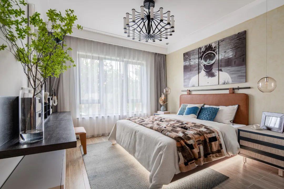 贵阳卧室设计