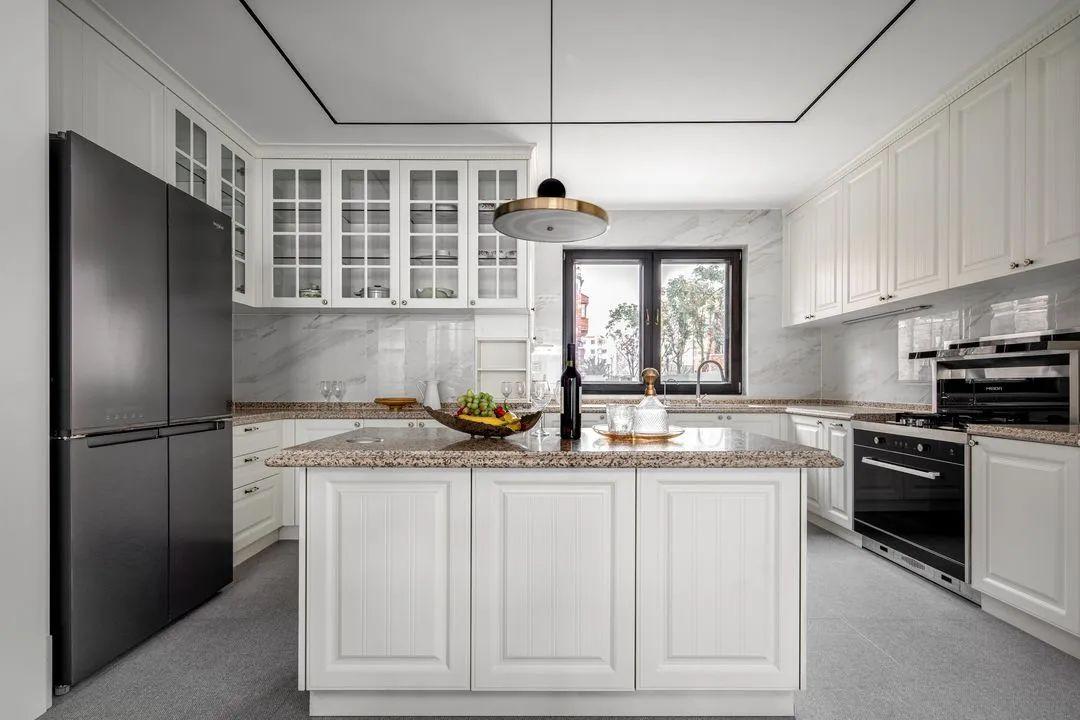 贵阳别墅厨房设计