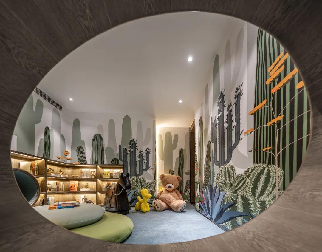 贵阳家庭活动室设计