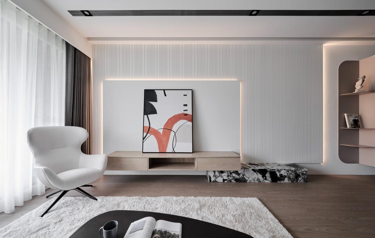 贵阳别墅客厅设计