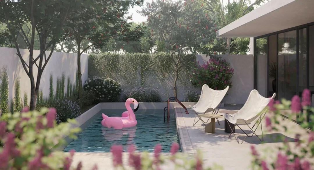 贵阳泳池设计装饰