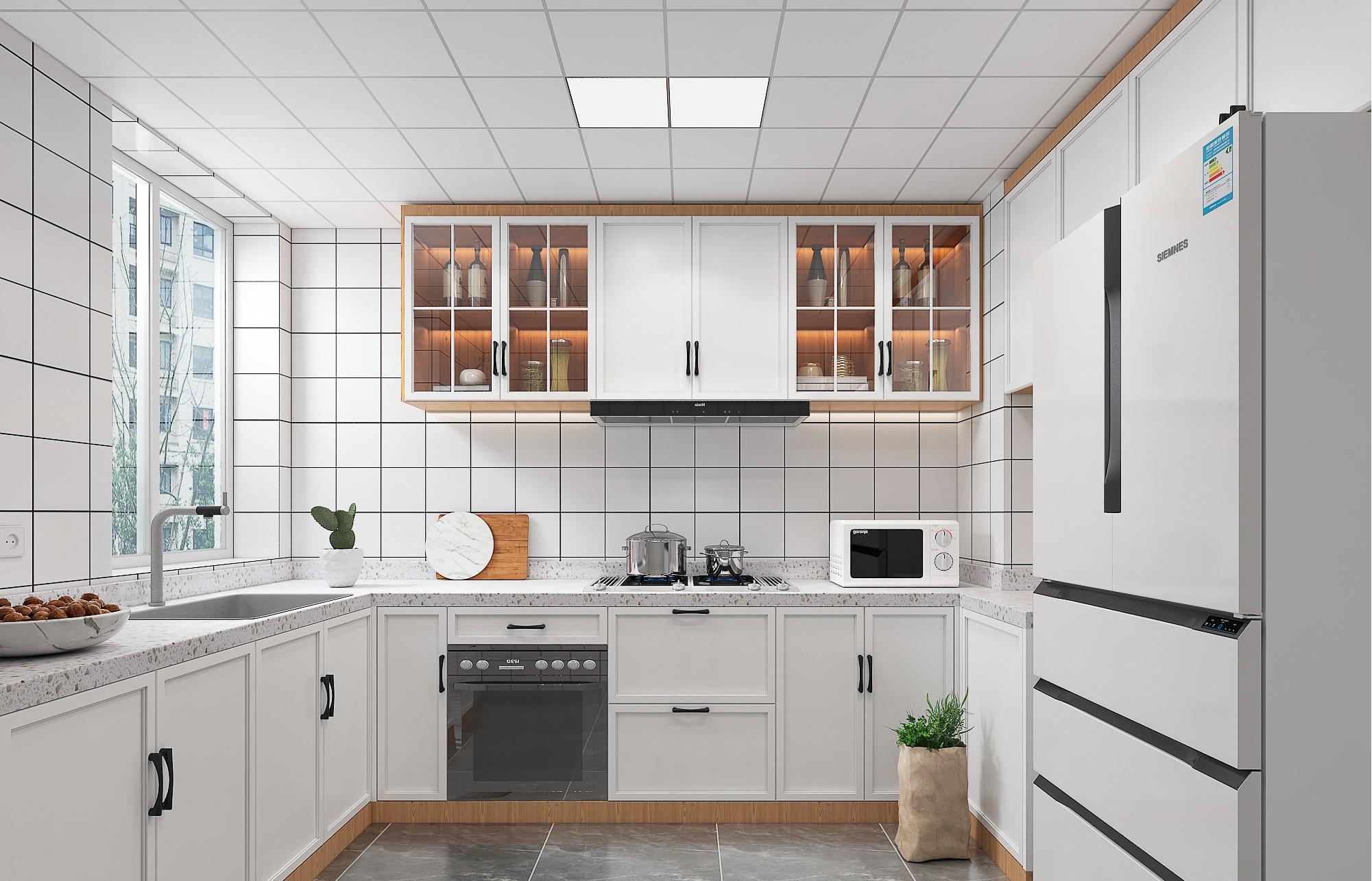 贵阳北欧厨房装饰装修