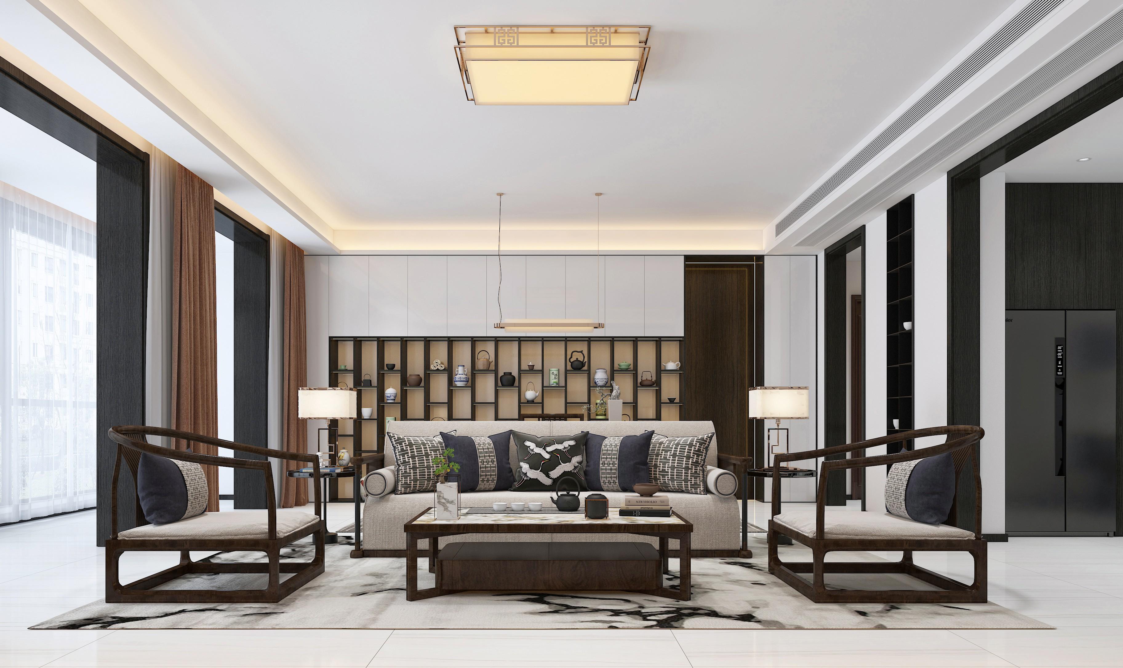 贵阳新中式别墅设计