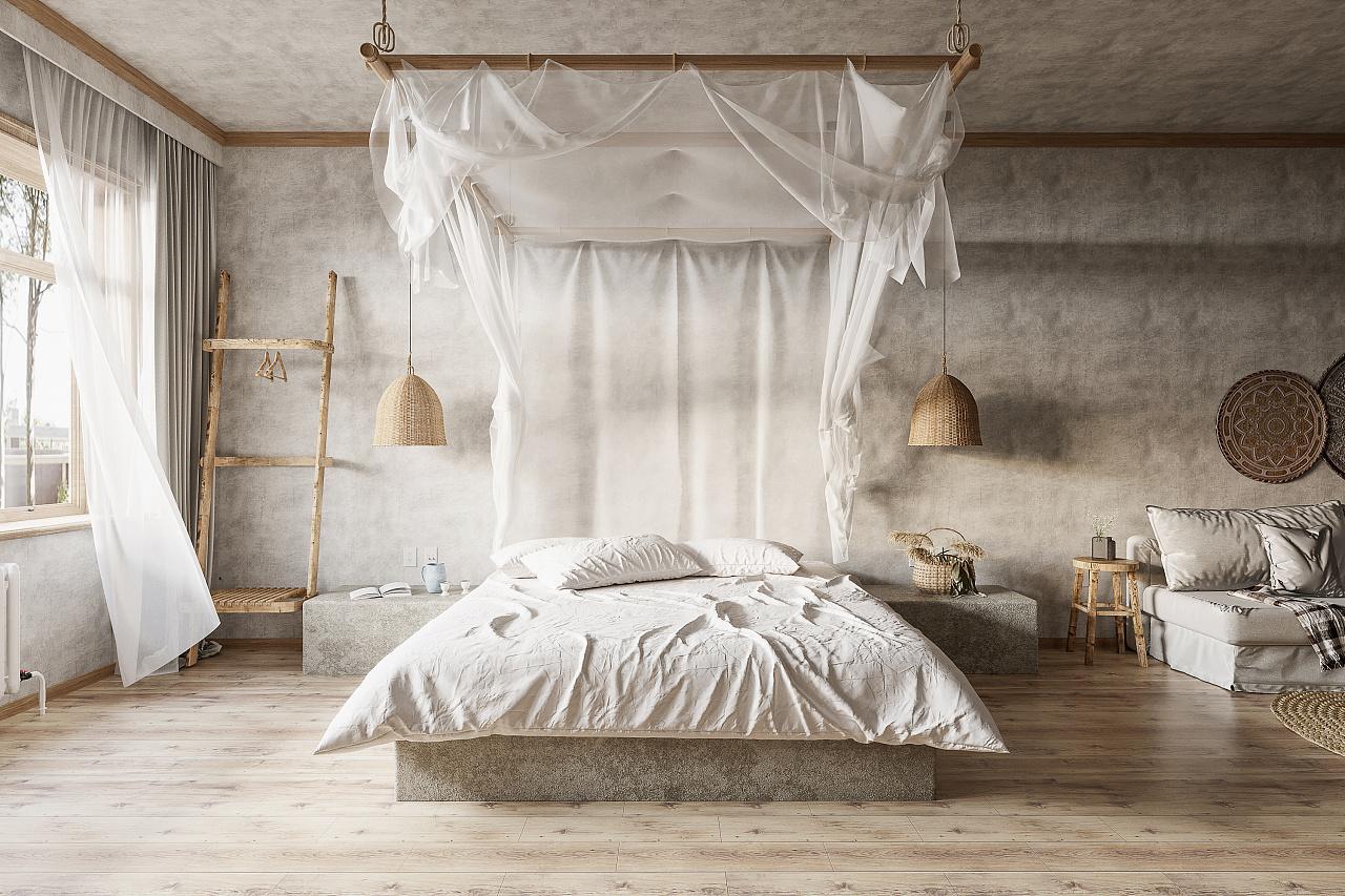贵阳别墅卧室设计