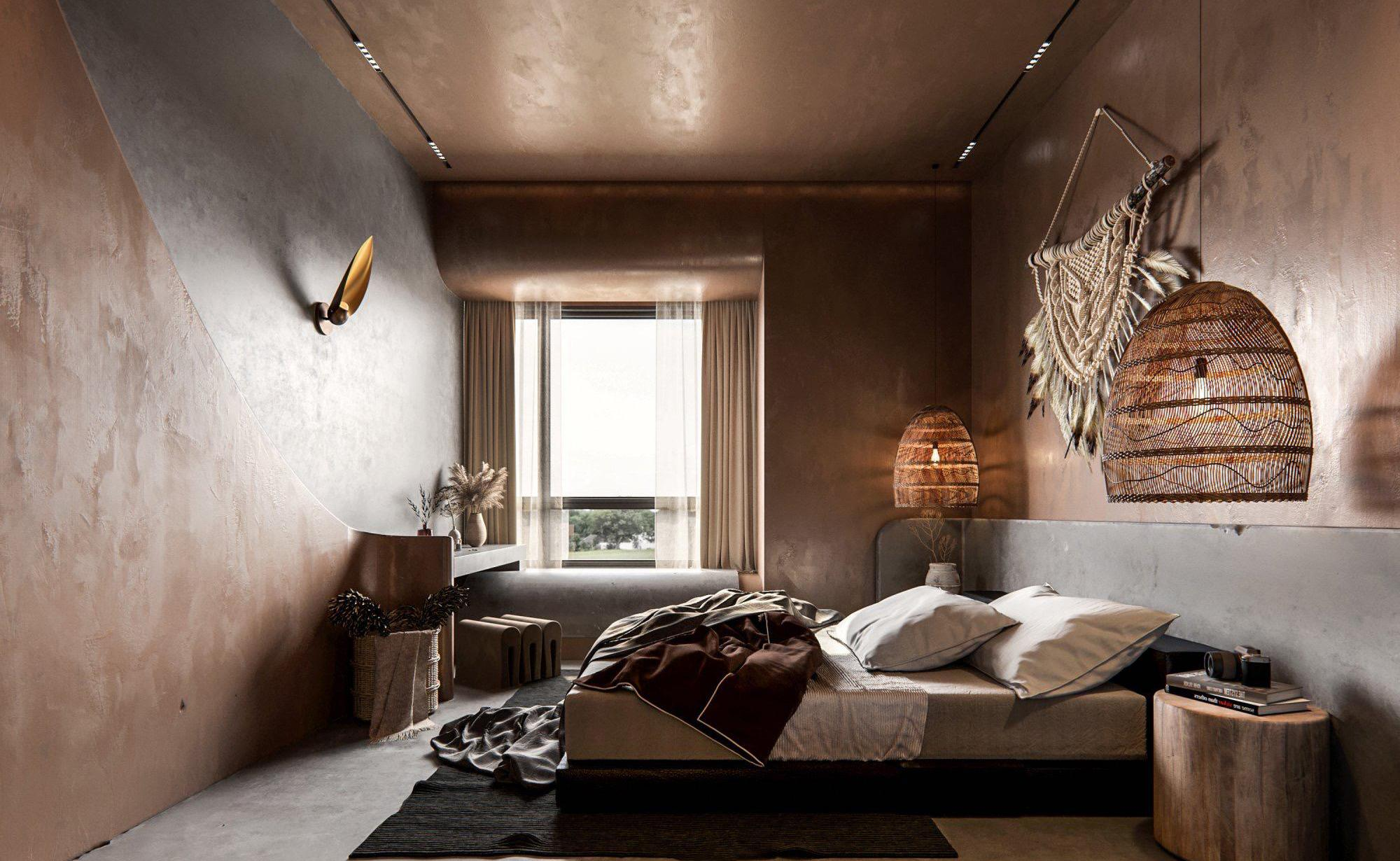 贵阳卧室装饰装修